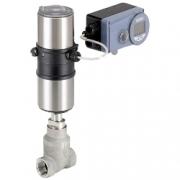 Пневмоуправляемый регулирующий клапан - тип 2301