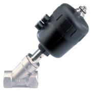 Пневмоуправляемый регулирующий клапан - тип 2702