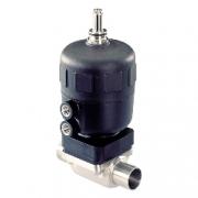 Пневмоуправляемый регулирующий мембранный клапан - тип 2731