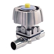 Тип 3233 - 2-ходовой мембранный клапан