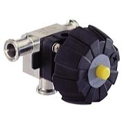 Тип 3234 - T-образный мембранный клапан
