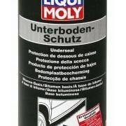 Антикор для днища кузова битум/смола (черный) Unterboden-Schutz Bitumen schwarz