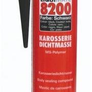 Клей-герметик (черный) Liquimate 8200 MS Polymer schwarz