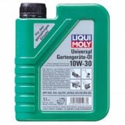 Минеральное моторное масло для газонокосилок Universal 4-Takt Gartengerate-Oil 10W-30
