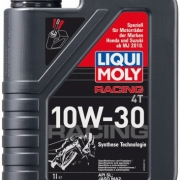 НС-синтетическое моторное масло для 4-тактных мотоциклов Racing 4T 10W-30