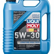 НС-синтетическое моторное масло Longtime High Tech 5W-30