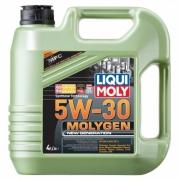 НС-синтетическое моторное масло Molygen New Generation 5W-30