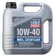 Полусинтетическое моторное масло MoS2 Leichtlauf 10W-40