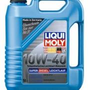 Полусинтетическое моторное масло Super Diesel Leichtlauf 10W-40