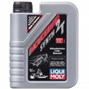 Синтетическое моторное масло для 2-тактных мотоциклов Motorrad Synth 2T