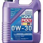 Синтетическое моторное масло Synthoil Longtime 0W-30