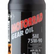 Синтетическое трансмиссионное масло для мотоциклов Motorrad Gear Oil 75W-90