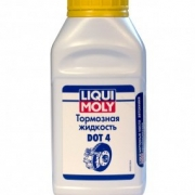 Тормозная жидкость Bremsflussigkeit DOT4