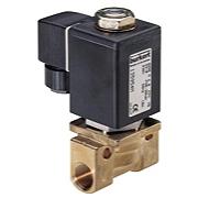 Тип 0255 - Электромагнитный клапан для нейтральных сред (пар, вакуум)
