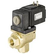 Тип 0323 - Электромагнитный клапан для нейтральных жидкостей и газов