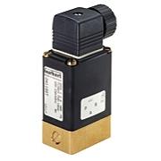 Тип 0331 - Электромагнитный клапан для нейтральных сред прямого действия