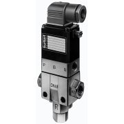 Тип 0343- Электромагнитный клапан для нейтральных сред и вакуума
