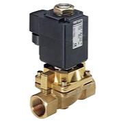 Тип 0407 - 2/2-ходовой электромагнитный клапан на пар