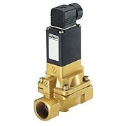 Тип 5282 - Электромагнитный клапан для нейтральных сред