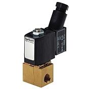 Тип 6012 - Электромагнитный клапан прямого действия