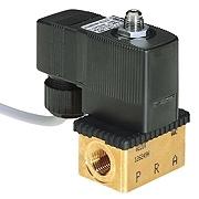 Тип 6014 - Электромагнитный клапан для нейтральных сред прямого действия
