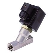Тип 6038 - Наклонный электромагнитный клапан на пар