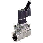 Тип 6212 - Электромагнитный клапан для нейтральных сред и воды, прямого действия