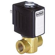 Тип 6240 - Электромагнитный клапан для жидкостей и газов