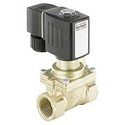 Тип 6281 - Электромагнитный клапан для воды, нейтральных газов и жидкостей