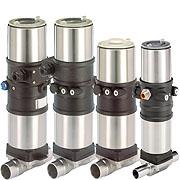 Тип 8802DF - Регулирующий мембранный клапан