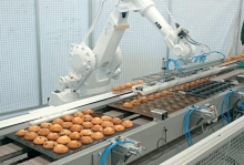 Metal Work Pneumatic (Италия) в пищевой промышленности.