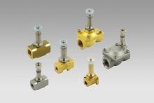 Электромагнитные клапаны Metal Work Pneumatic серия EV-FLUID.