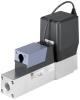 Измерение и регулирование расхода газа с помощью оборудования BURKERT