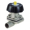 Тип 3233К - 2-ходовой мембранный клапан