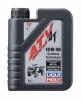 НС-синтетическое моторное масло для 4-тактных квадроциклов ATV 4T Motoroil 10W-40