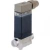 Тип 0127 - Электромагнитный клапан для агрессивных сред прямого действия